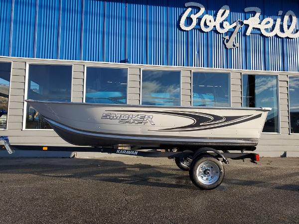 2021 SMOKER - CRAFT 13 DLX Alaskan