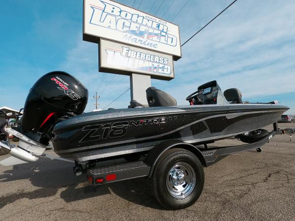 2021 Nitro boat for sale, model of the boat is Z18 & Image # 3 of 19