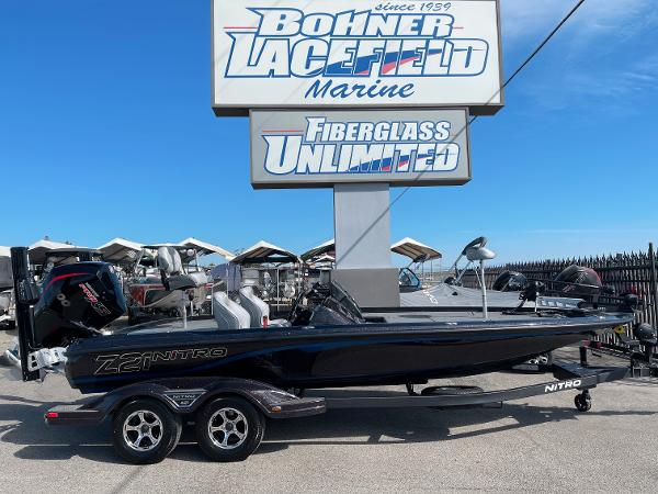 2021 Nitro boat for sale, model of the boat is Z21 Pro & Image # 1 of 20