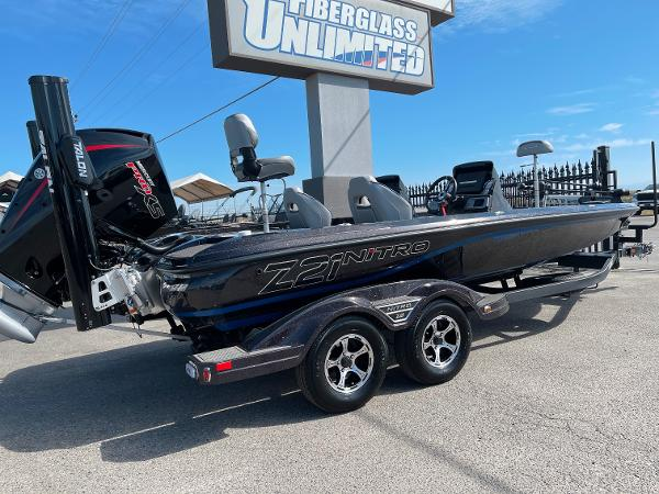 2021 Nitro boat for sale, model of the boat is Z21 Pro & Image # 2 of 20