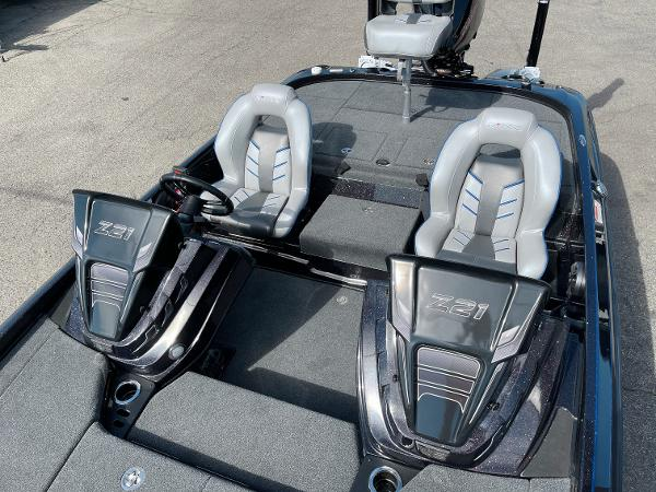 2021 Nitro boat for sale, model of the boat is Z21 Pro & Image # 16 of 20