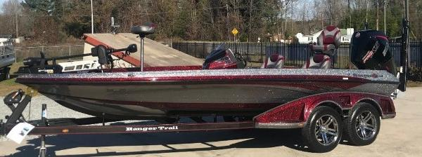2020 Ranger Boats boat for sale, model of the boat is Z520L & Image # 1 of 18