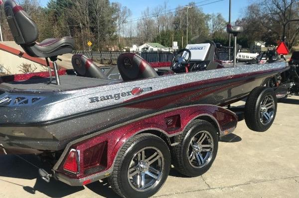 2020 Ranger Boats boat for sale, model of the boat is Z520L & Image # 3 of 18