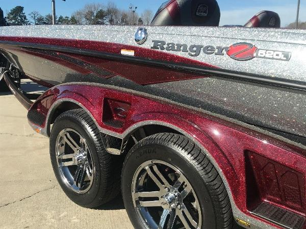 2020 Ranger Boats boat for sale, model of the boat is Z520L & Image # 6 of 18