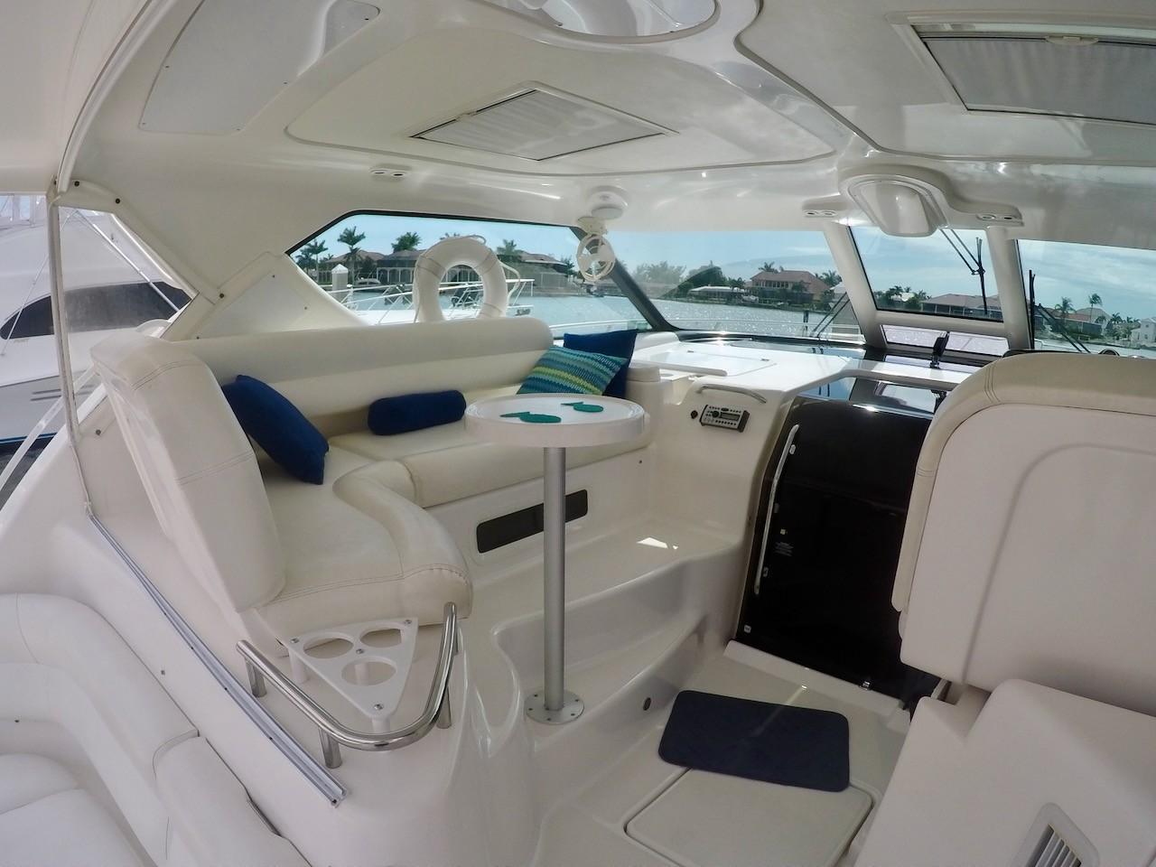 Large Cockpit Seating