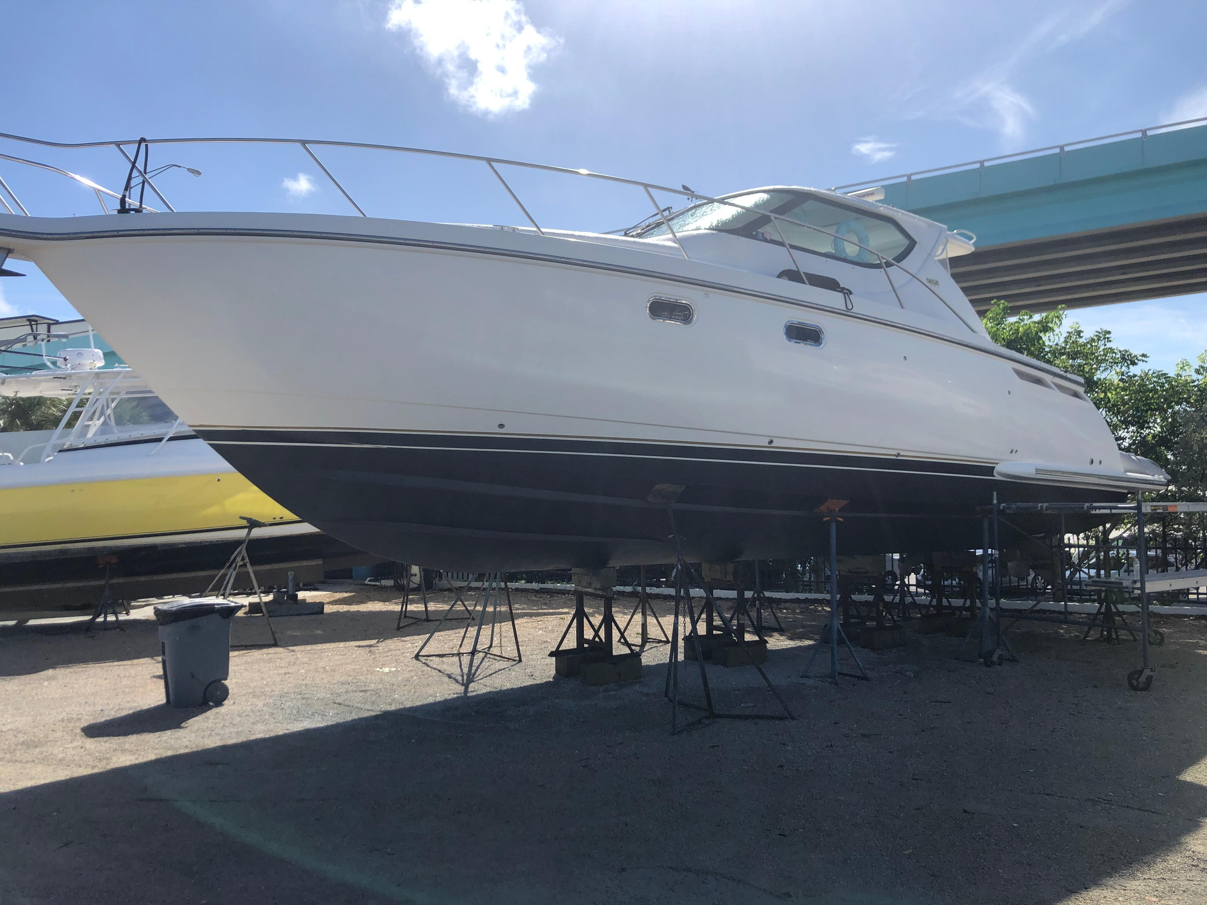 All Shined Hull Side