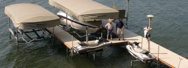 2021 Shorestation Boat Lifts 1500lbs. and bigger