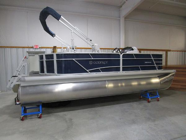 2021 Godfrey Pontoon boat for sale, model of the boat is SW 2086 FX & Image # 1 of 36