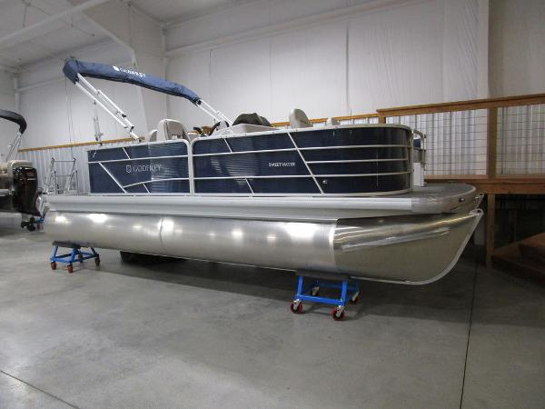 2021 Godfrey Pontoon boat for sale, model of the boat is SW 2086 FX & Image # 4 of 36