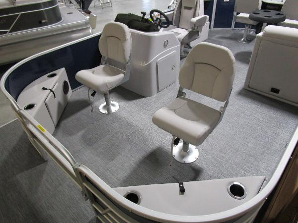 2021 Godfrey Pontoon boat for sale, model of the boat is SW 2086 FX & Image # 6 of 36