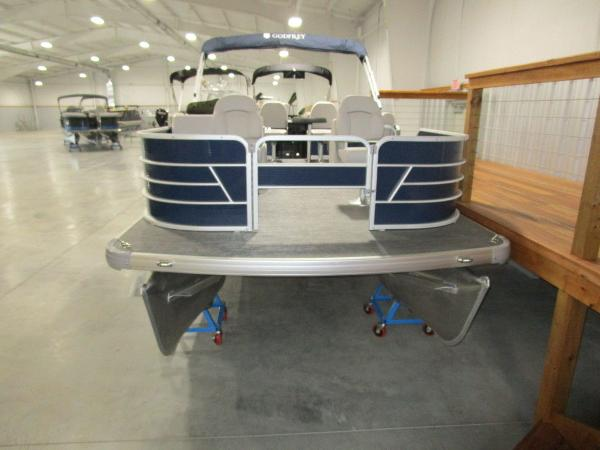 2021 Godfrey Pontoon boat for sale, model of the boat is SW 2086 FX & Image # 7 of 36