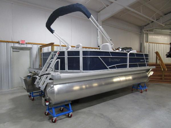 2021 Godfrey Pontoon boat for sale, model of the boat is SW 2086 FX & Image # 10 of 36