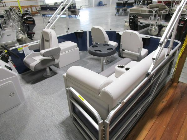 2021 Godfrey Pontoon boat for sale, model of the boat is SW 2086 FX & Image # 23 of 36