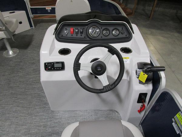 2021 Godfrey Pontoon boat for sale, model of the boat is SW 2086 FX & Image # 24 of 36