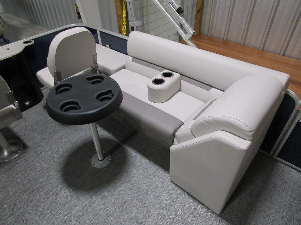 2021 Godfrey Pontoon boat for sale, model of the boat is SW 2086 FX & Image # 35 of 36