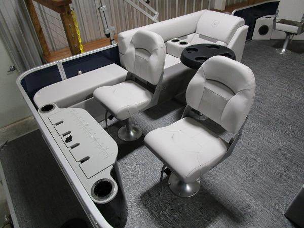 2021 Godfrey Pontoon boat for sale, model of the boat is SW 2086 FX & Image # 36 of 36