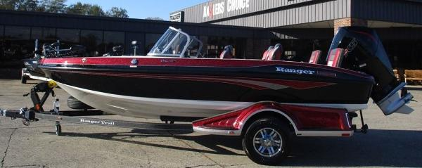 2021 Ranger Boats boat for sale, model of the boat is 1850MS & Image # 1 of 12