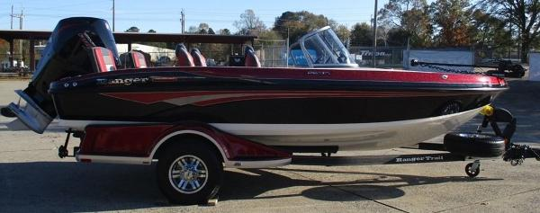 2021 Ranger Boats boat for sale, model of the boat is 1850MS & Image # 11 of 12