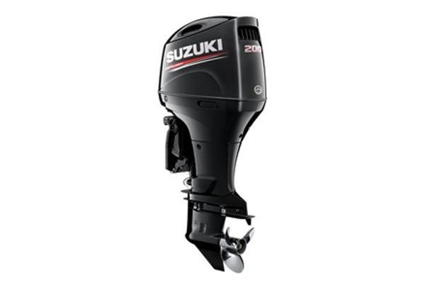 2021 SUZUKI DF200ATL3 image