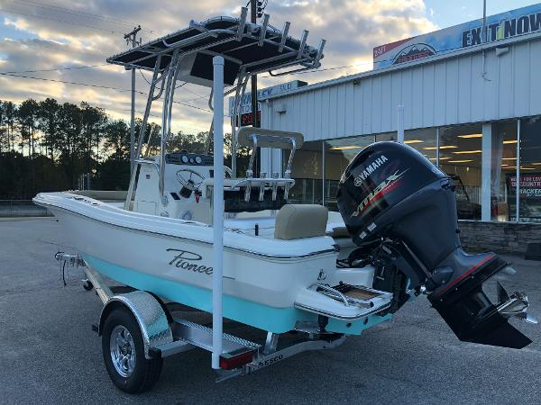 2021 Pioneer boat for sale, model of the boat is 180 Islander & Image # 8 of 25