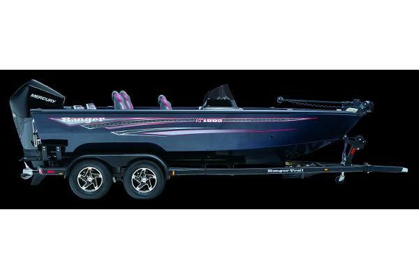 2020 Ranger Boats boat for sale, model of the boat is VS1882 DC & Image # 18 of 21