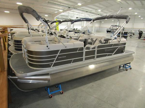 2021 Godfrey Pontoon boat for sale, model of the boat is SW 2286 SBX & Image # 1 of 25