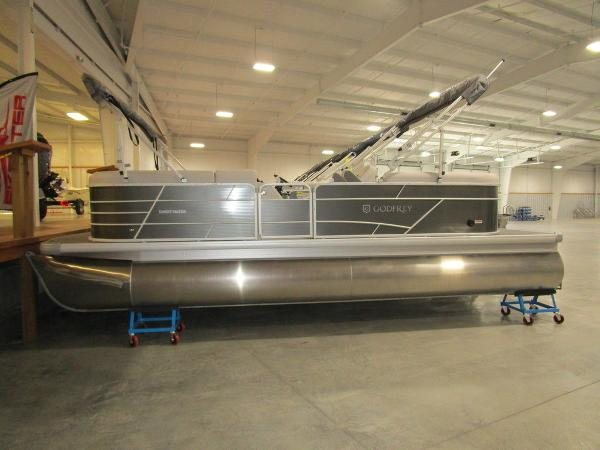 2021 Godfrey Pontoon boat for sale, model of the boat is SW 2286 SBX & Image # 2 of 25