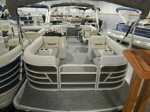 2021 Godfrey Pontoon boat for sale, model of the boat is SW 2286 SBX & Image # 4 of 25