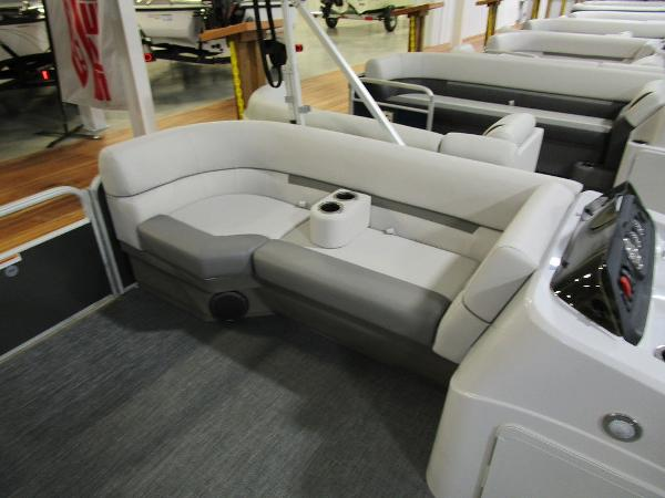 2021 Godfrey Pontoon boat for sale, model of the boat is SW 2286 SBX & Image # 5 of 25