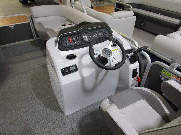 2021 Godfrey Pontoon boat for sale, model of the boat is SW 2286 SBX & Image # 14 of 25