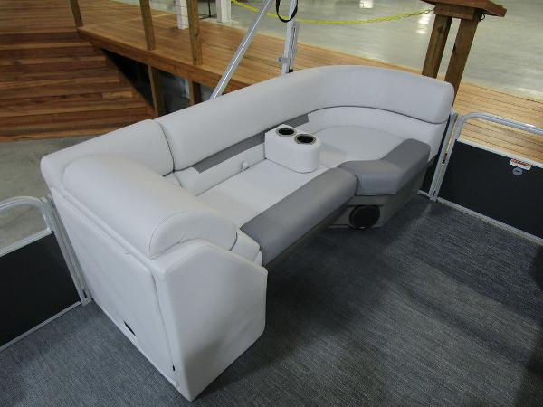 2021 Godfrey Pontoon boat for sale, model of the boat is SW 2286 SBX & Image # 16 of 25