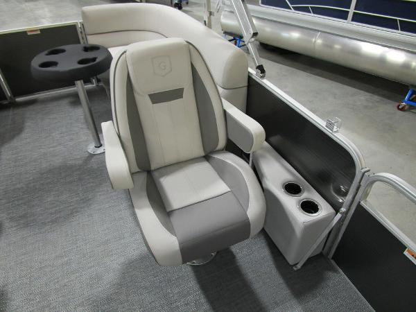 2021 Godfrey Pontoon boat for sale, model of the boat is SW 2286 SBX & Image # 18 of 25