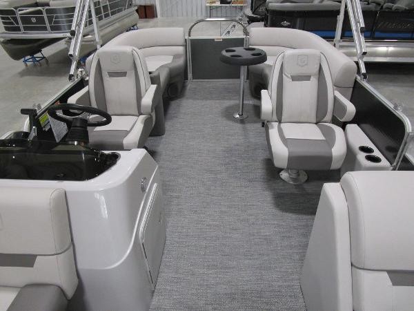2021 Godfrey Pontoon boat for sale, model of the boat is SW 2286 SBX Sport Tube 27 in. & Image # 4 of 38