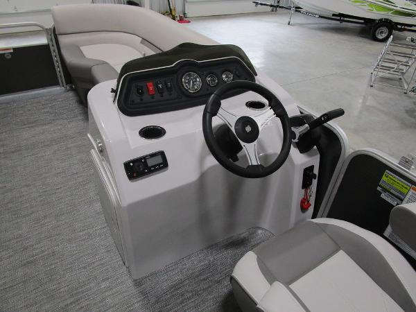 2021 Godfrey Pontoon boat for sale, model of the boat is SW 2286 SBX Sport Tube 27 in. & Image # 7 of 38
