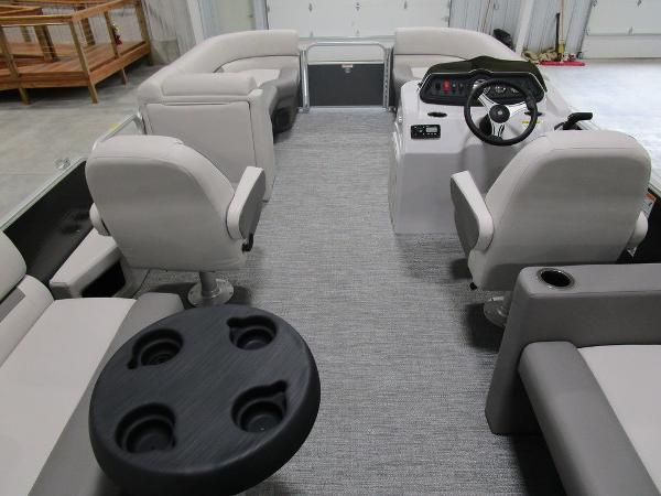 2021 Godfrey Pontoon boat for sale, model of the boat is SW 2286 SBX Sport Tube 27 in. & Image # 10 of 38