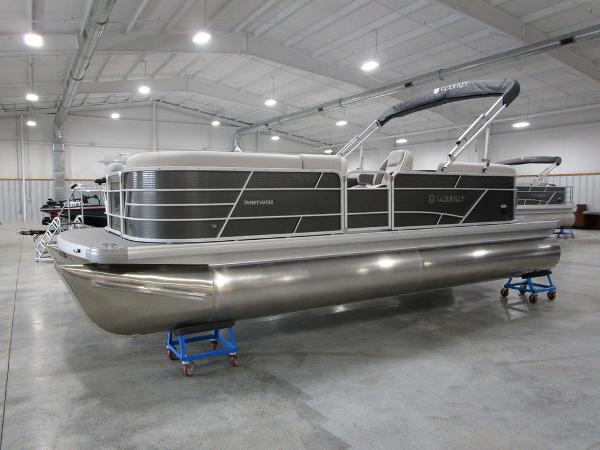 2021 Godfrey Pontoon boat for sale, model of the boat is SW 2286 SBX Sport Tube 27 in. & Image # 13 of 38