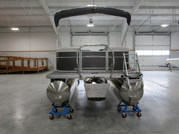 2021 Godfrey Pontoon boat for sale, model of the boat is SW 2286 SBX Sport Tube 27 in. & Image # 15 of 38
