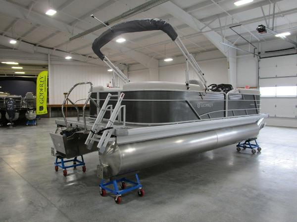 2021 Godfrey Pontoon boat for sale, model of the boat is SW 2286 SBX Sport Tube 27 in. & Image # 16 of 38