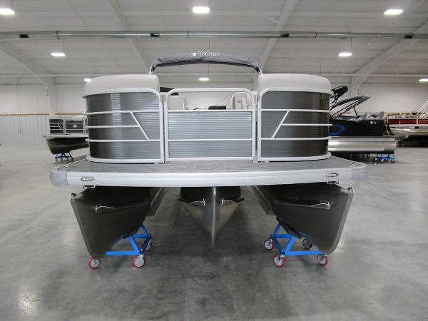 2021 Godfrey Pontoon boat for sale, model of the boat is SW 2286 SBX Sport Tube 27 in. & Image # 17 of 38