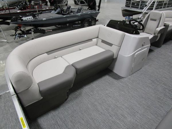 2021 Godfrey Pontoon boat for sale, model of the boat is SW 2286 SBX Sport Tube 27 in. & Image # 20 of 38