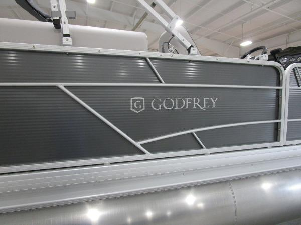 2021 Godfrey Pontoon boat for sale, model of the boat is SW 2286 SBX Sport Tube 27 in. & Image # 26 of 38