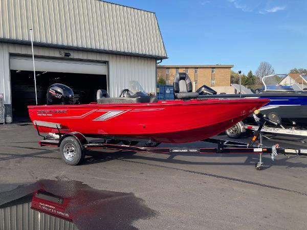 2021 Crestliner 1750 Fish Hawk SC JS