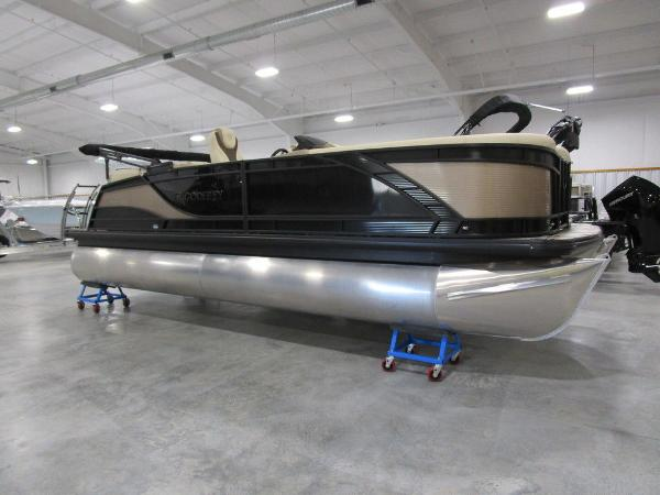 2021 Godfrey Pontoon boat for sale, model of the boat is Monaco 235 SB iMPACT  29 in. Center Tube & Image # 6 of 38