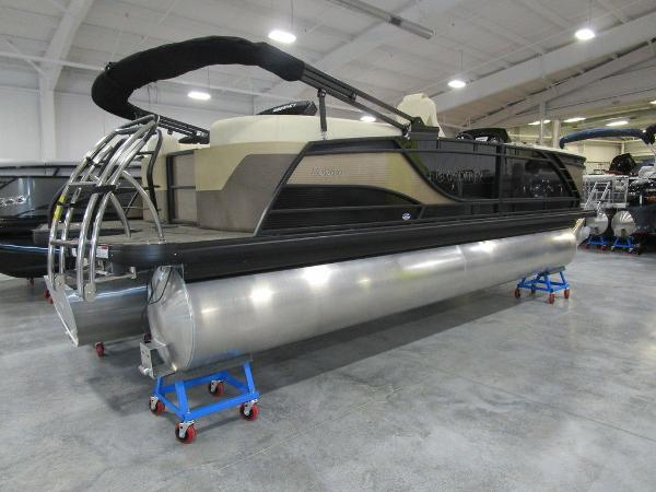 2021 Godfrey Pontoon boat for sale, model of the boat is Monaco 235 SB iMPACT  29 in. Center Tube & Image # 7 of 38