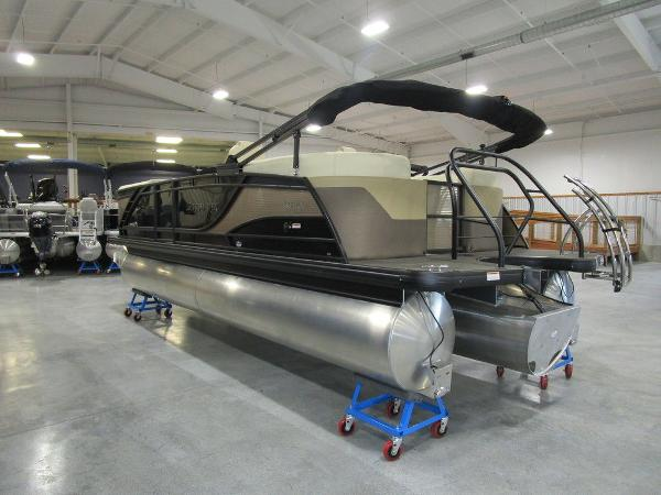 2021 Godfrey Pontoon boat for sale, model of the boat is Monaco 235 SB iMPACT  29 in. Center Tube & Image # 13 of 38