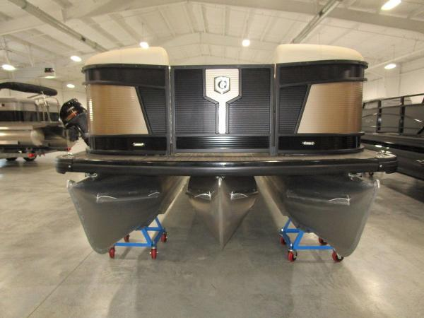 2021 Godfrey Pontoon boat for sale, model of the boat is Monaco 235 SB iMPACT  29 in. Center Tube & Image # 14 of 38