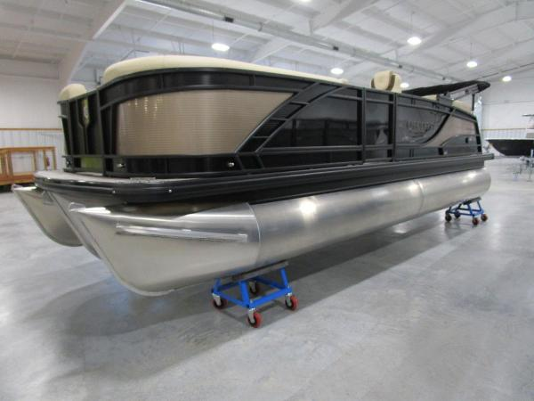 2021 Godfrey Pontoon boat for sale, model of the boat is Monaco 235 SB iMPACT  29 in. Center Tube & Image # 15 of 38