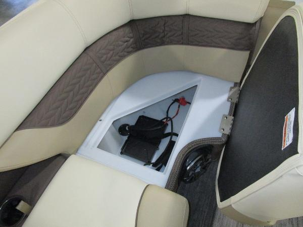 2021 Godfrey Pontoon boat for sale, model of the boat is Monaco 235 SB iMPACT  29 in. Center Tube & Image # 23 of 38