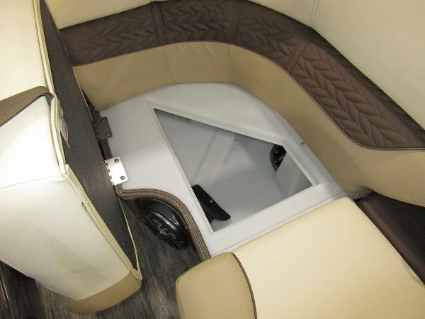 2021 Godfrey Pontoon boat for sale, model of the boat is Monaco 235 SB iMPACT  29 in. Center Tube & Image # 24 of 38