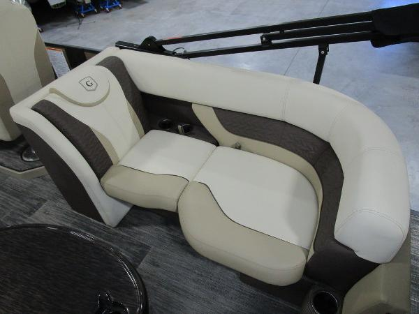 2021 Godfrey Pontoon boat for sale, model of the boat is Monaco 235 SB iMPACT  29 in. Center Tube & Image # 28 of 38